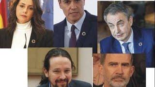 La masonería dirige España: Felipe VI y Pedro Sánchez a la cabeza.