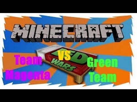 Magenta muckt auf..☆ Minecraft: Bedwars