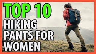 ⭐️✔️ 10 Best Hiking Pants for Women 2019 👍🏻⭐️