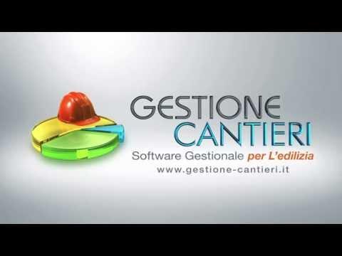 Software Gestione Cantieri - Software gestionale per l'edilizia
