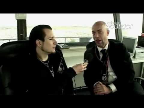 Interview (Teil3) Blutengel, Unheilig, Chris Pohl und Der Graf, Mera Luna 2006