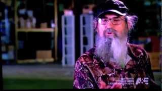 Uncle Si Explains His Style of Basketball