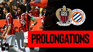 Nice 1-0 Montpellier : prolongations