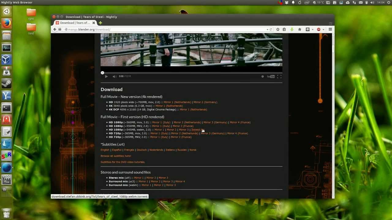 Peerflix: Stream Torrents With VLC Or MPlayer Via Command