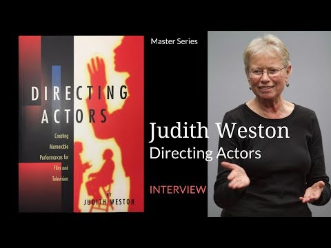 Judith Weston   Directing Actors   Interview