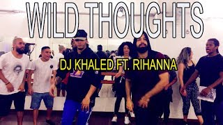 Wild Thoughts - DJ Khaled Ft Rihanna X Bryson Tiller | Choreography By Cleiton Oliveira