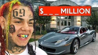 YOU WON'T BELIEVE THE NET WORTH OF THESE RAPPERS...