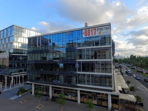Office In Tel Aviv, Israel - Cu By Tidhar - Ramat Ha'hayal - INDEX-REAL ESTATE
