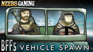 Battlefield Friends - Vehicle Spawn