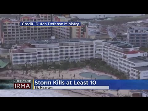 National Hurricane Center Call Irma 'Extremely Dangerous'