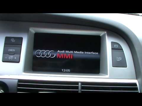 2008 Audi A6 2.7 TDI Multitronic start up and engine sound