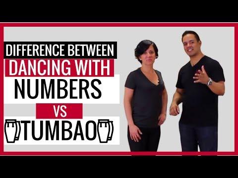 How to Dance Salsa   Tumbao vs Numbers   Salsa On2