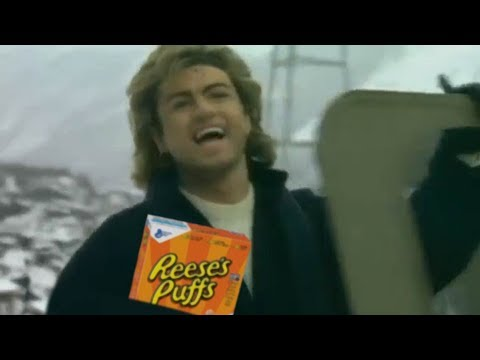 Last Christmas, I gave you my Reese's Puffs