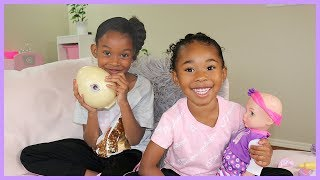 NEW TOYS! ToysRUs Unboxing   Sekora & Sefari Play