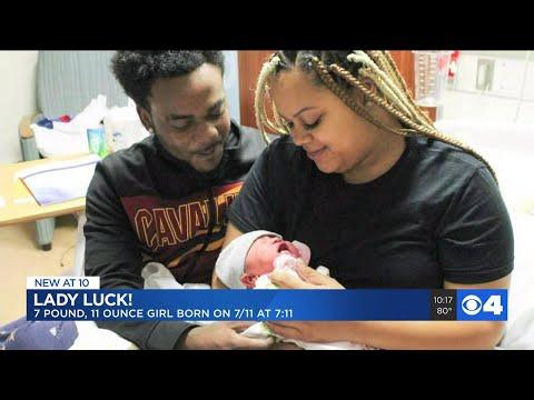 Hilary - Meet the luckiest baby on earth!