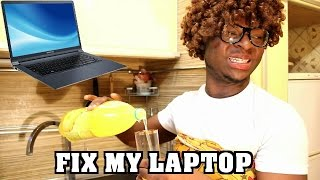 FIX MY LAPTOP