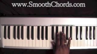 Number System - Starling Jones Jr - Piano Tutorial