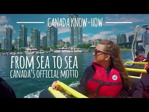 Discover Canada From Sea to Sea | Canadian Affair