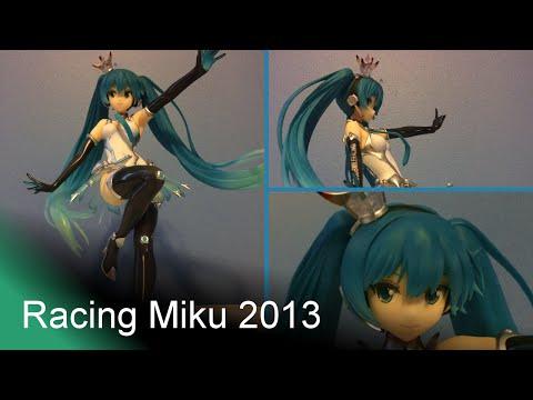 Figure Unboxing - Racing Miku 2013 Ver. PVC Figure