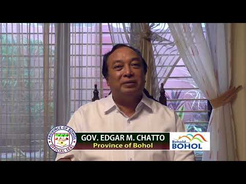 Gov. Edgar Chatto Message to SK 2018