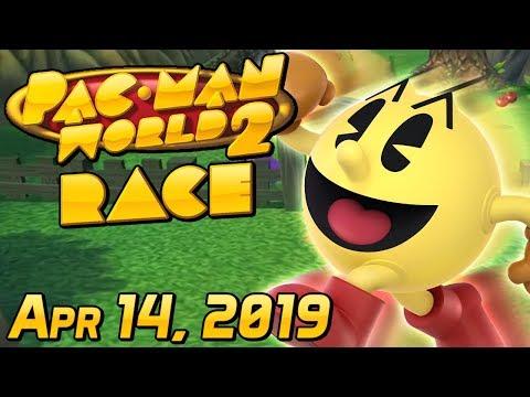 [SimpleFlips] Pac-Man World 2 Race W/ Idiots [Apr 14, 2019]