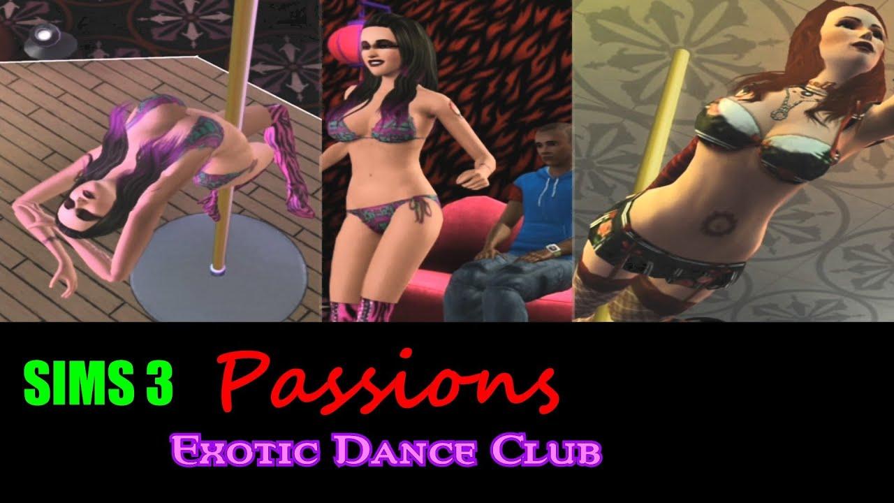 dating exotic dancer