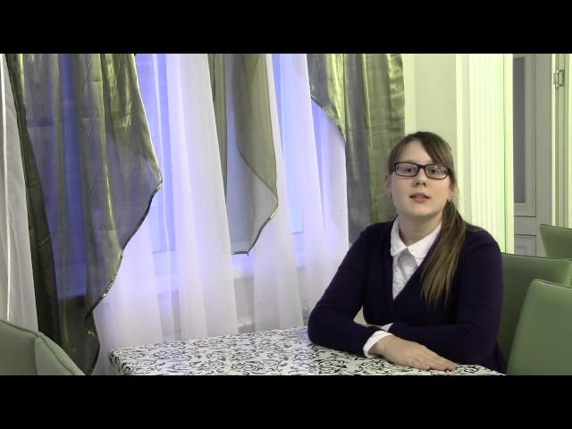 Изображение предпросмотра прочтения – АнастасияКошелева читает произведение «В ресторане» В.Я.Брюсова