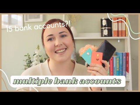 How Many Bank Accounts Do You Need?   My Personal Bank Accounts   Claudia Rose