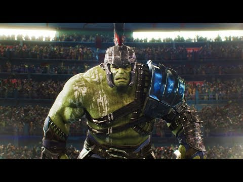Тор против Халка | Тор: Рагнарёк (2017)