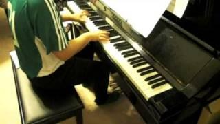 Naruto - GO!!! Fighting Dreamers (piano)