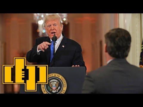 Mike on Trump's Spat with Acosta | Drunken Peasants Clip