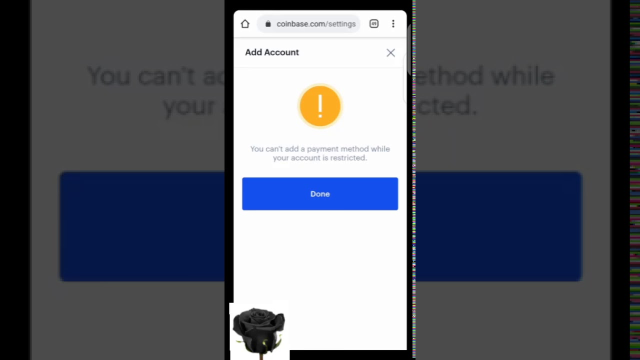 Coinbase Account Restricted 2020/How to unrestrict coinbase Account using a phone/computer 2020
