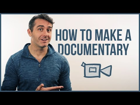 The Process of Making a Documentary: Pre to Post Production