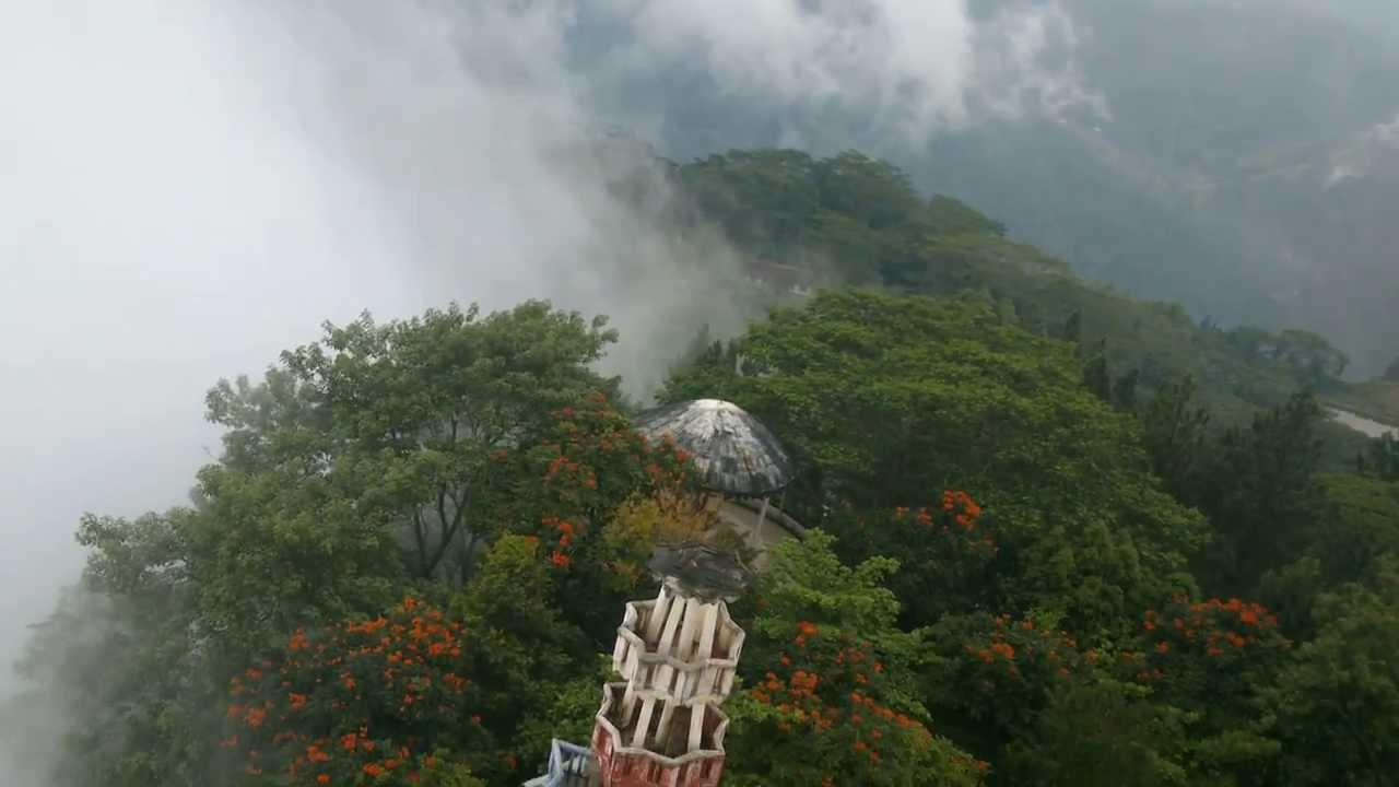 Beautiful Places In Sri Lanka Ambuluwawa Tower Gampola Youtube