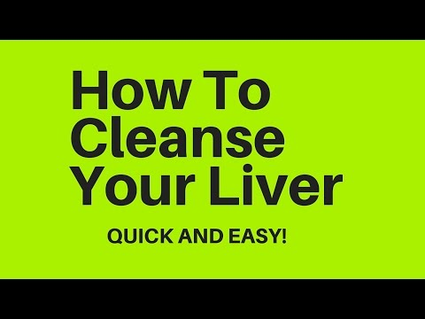 How To Cleanse Your Liver - With LiverActive