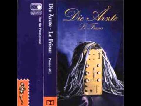 Die Arzte Le Frisur 1996 Promo Single