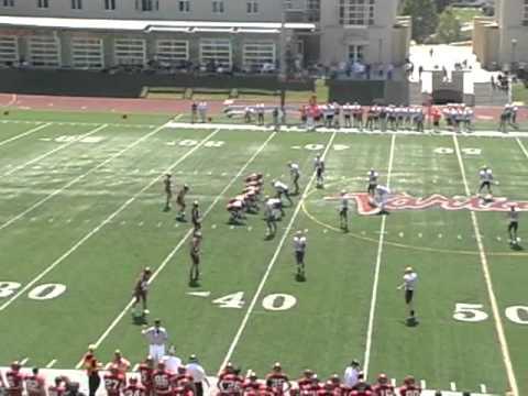 Carnegie Mellon Football vs Hobart Highlights 9-18-2010 ...