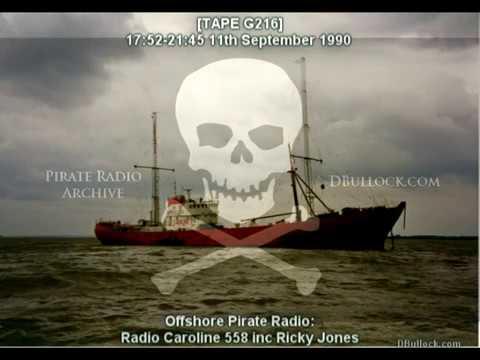 [G216-EDIT] Caroline 558 ~ 11/09/1990 ~ Offshore Pirate Radio