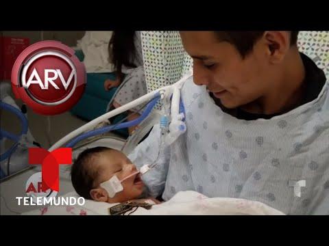 Revelan foto del beb� arrancado del vientre de su madre | Al Rojo Vivo | Telemundo