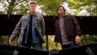 Supernatural (Season 9)crack 2