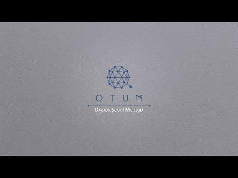 [Coin Marketing 코인마케팅] The 1st Qtum Dapps Seoul Meetup Ver.1