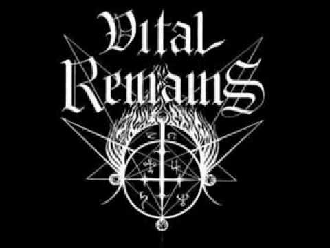 Vital Remains - I Am God