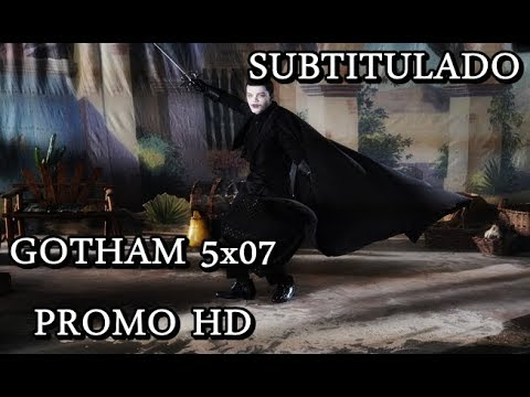 "Download Gotham 5x07 Promo: ""Ace Chemicals"" - Subtitulado"