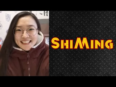 Shiming talks MMA in China, strong 2020, being on a postage stamp