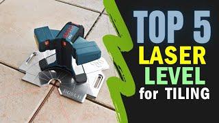 best laser level for tiling reviews