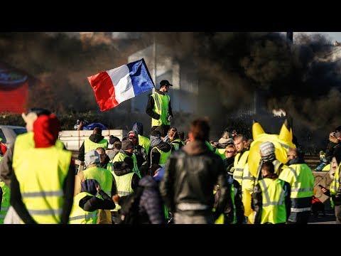 15 décembre : Edition spéciale RT France. Suivez en direct les manifestations des Gilets jaunes