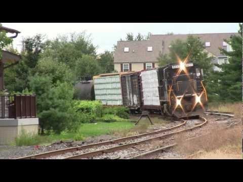 Pennsylvania Northeastern Railroad: Daytime Operations