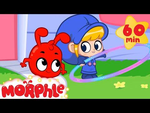 My Magic Letters! | My Magic Pet Morphle | MORPHLE | Sandaroo Kids Channel