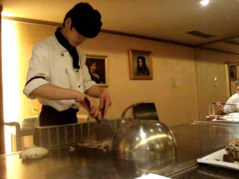 BEIJING FOOD – Thai Chef restaurant in Beijing China