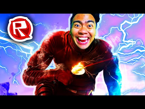 FILIPINO FLASH 2.0!   SUPERHERO TYCOON   Roblox